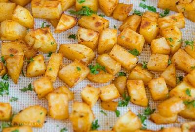 ways to use potatoes